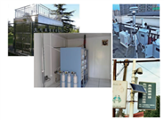 大气网格化监测站监助力大气污染防治