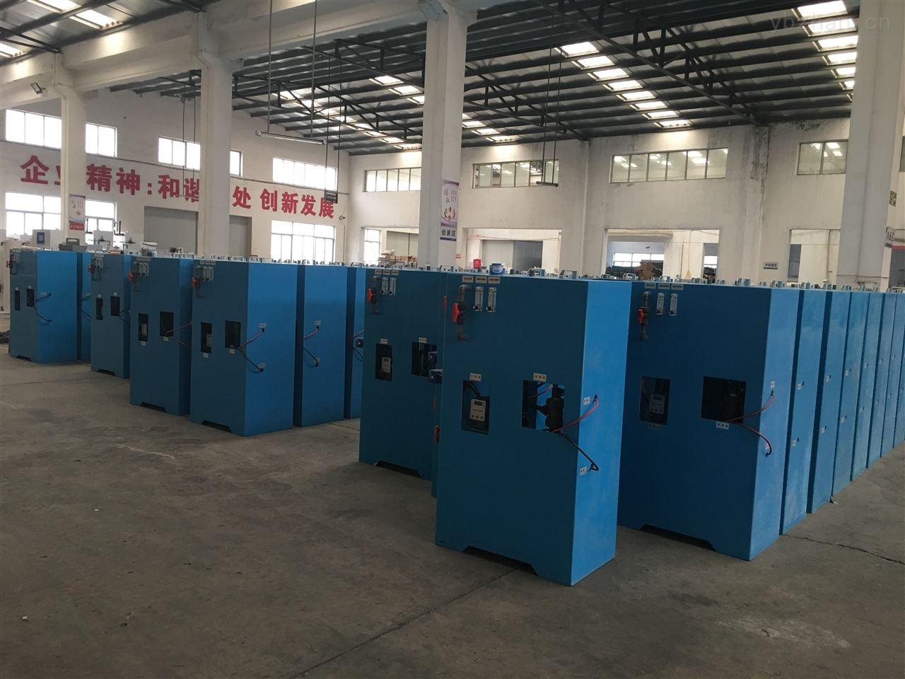 青海农村饮水消毒设备次氯酸钠发生器厂家