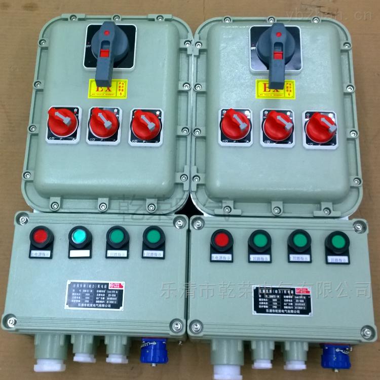 防爆检修动力箱  BXX51防爆动力检修箱