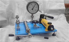 高压台式手动液压泵