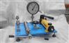 赛斯顿高压台式手动液压泵 压力表校验台