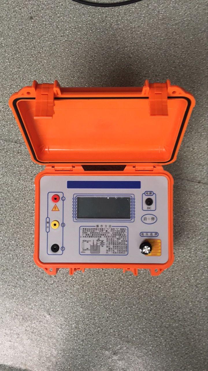 数字兆欧表绝缘电阻测试仪