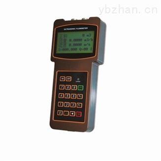 金迪手持式超声波流量计应用于液体流量测量