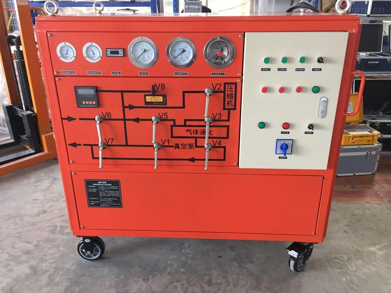 SF6氣體抽充氣裝置性能穩定