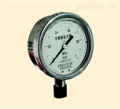 不锈钢压力表