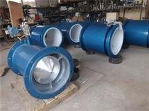 管道式V锥型流量计厂家,塔形气体流量仪