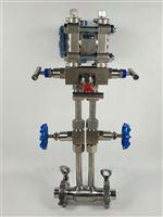 KLGB山西坤科标准耐高温孔板流量计生产厂家