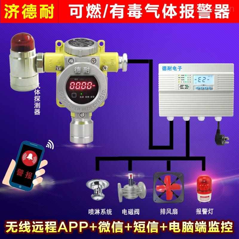 防爆型二氧化氮泄漏报警器,有害气体报警器