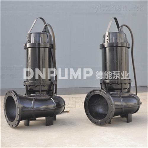 WQ-2000方大流量无堵塞排污泵