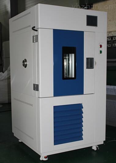 低温低湿试验箱特征
