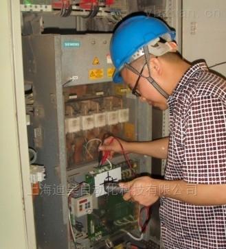 西门子6SE70报警F026故障IGBT坏维修