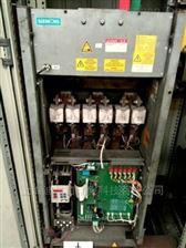 西门子变频器输入输出短路维修