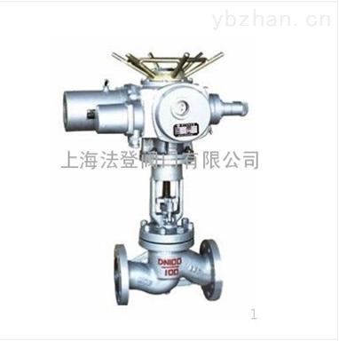 VT-電動法蘭截止閥,精細耐磨密封電動閥