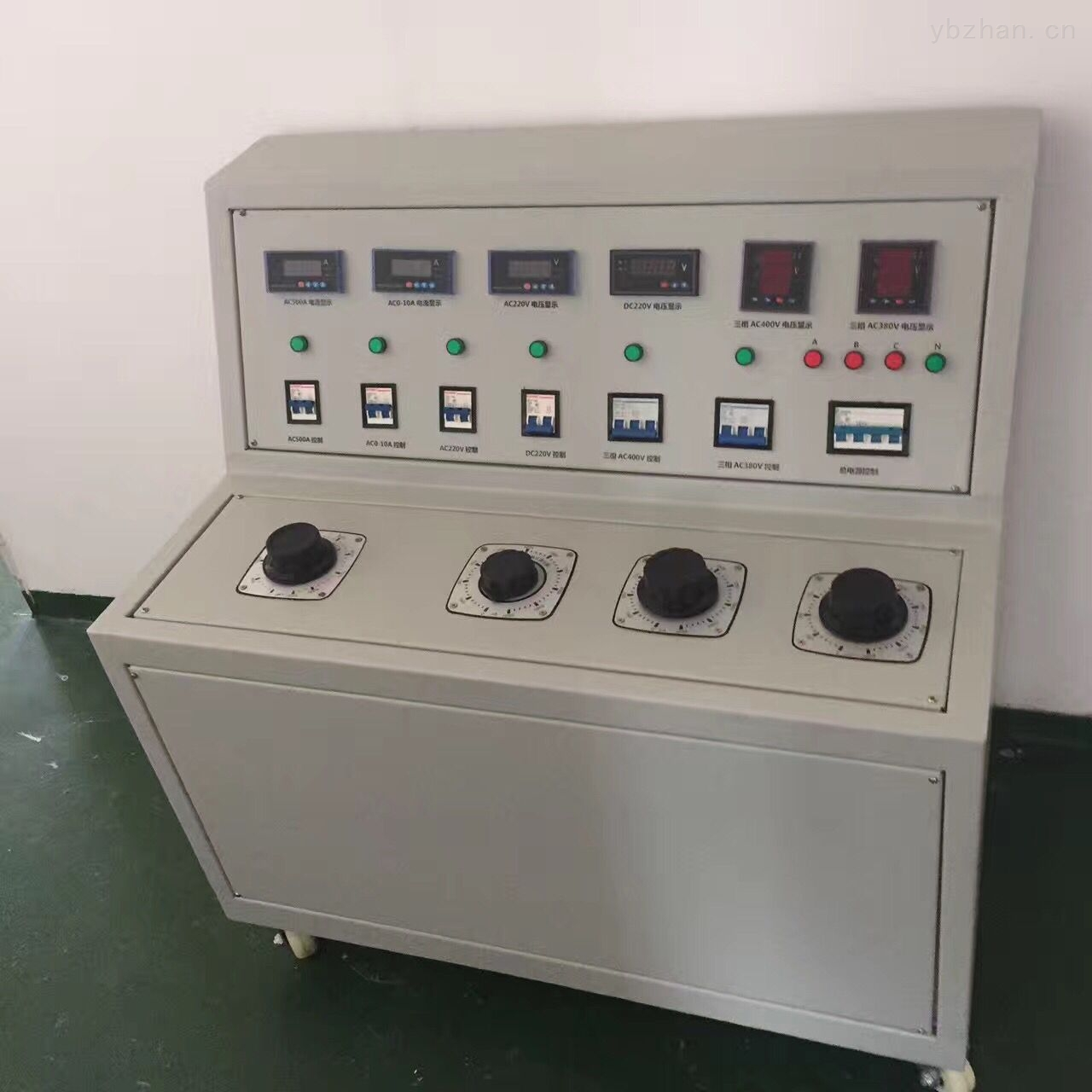 智能单相直流高低压开关通电试验台