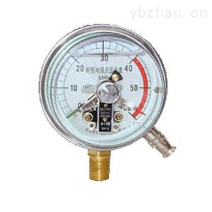 天康電接點壓力表