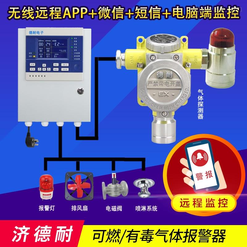固定式气体探测器探头,煤气泄漏报警器