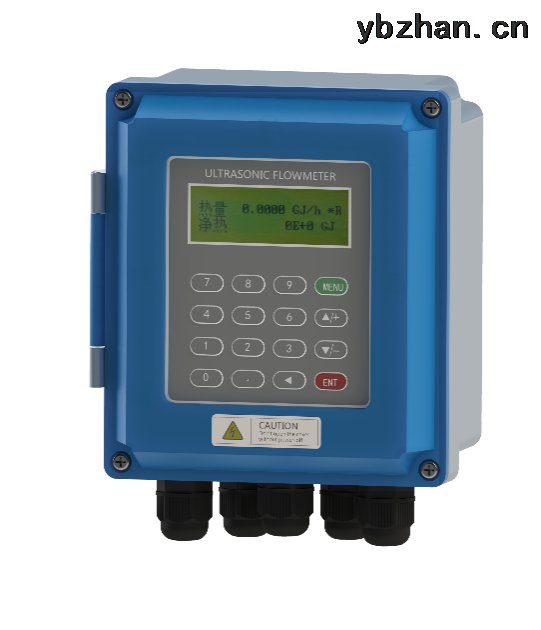 TDS-100F5-B-海峰固定插入式超聲波流量計