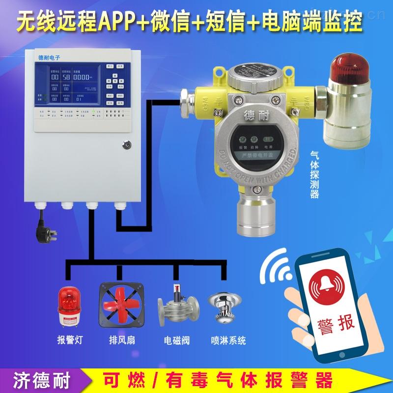 化工厂仓库液化气检测报警器,燃气报警器