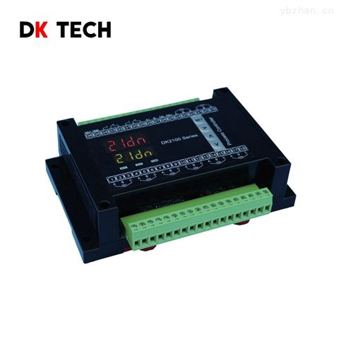 DK21DN导轨型8路巡检控制仪