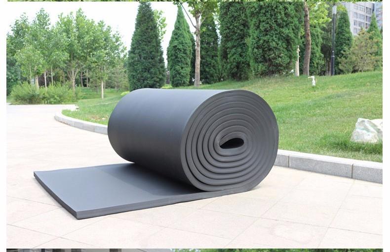 中央空调橡塑海绵板、橡塑板价格表