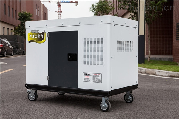 40KW永磁柴油发电机