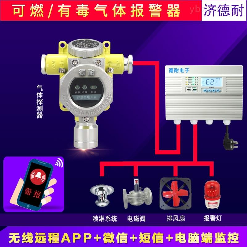 工业用液化气检测报警器,毒性气体报警仪