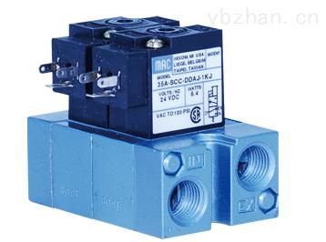 33系列美國MAC電磁閥接口尺寸