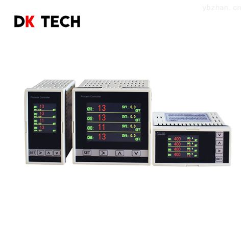 DK2000PLUS四回路大彩屏高精度巡检仪控制器