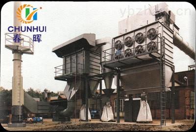 齊全-沖天爐除塵器安裝降溫阻火器冷卻器設備