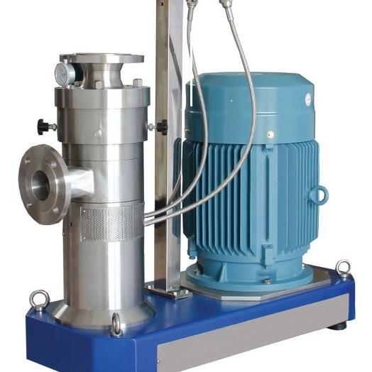 GRS2000-石油冻胶体高速乳化分散机