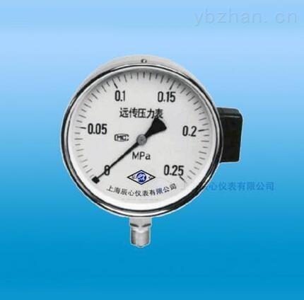 YNC-100B-電阻遠傳壓力表