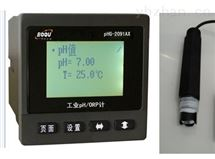 PHG-2091AX测石灰浆液的脱硫PH计配平头电极