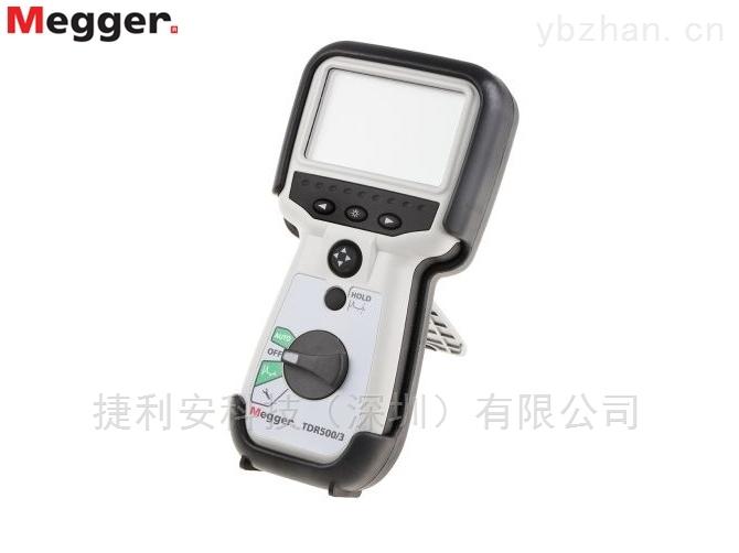 Megger TDR500/3電纜故障測試儀