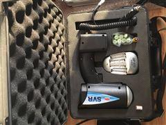 SVR进口手持式雷达电波流速仪智能监测