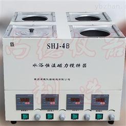 SHJ-4B加高水浴磁力搅拌器