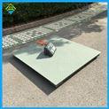 丽水1.5×2m5吨电子地磅秤/超低平台工业磅秤