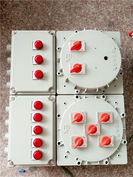 BXM51-4/16K40防爆照明箱