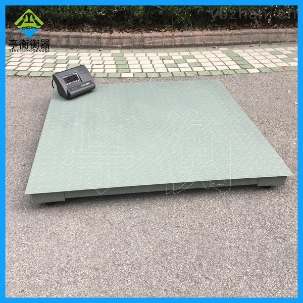 交直流2用数字指示秤-SCS-3吨1.5米平台电子秤