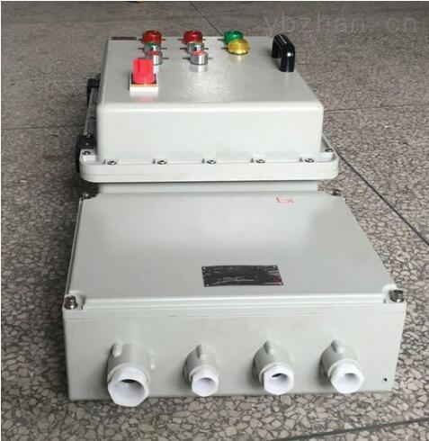 油泵/电机防爆磁力启动器