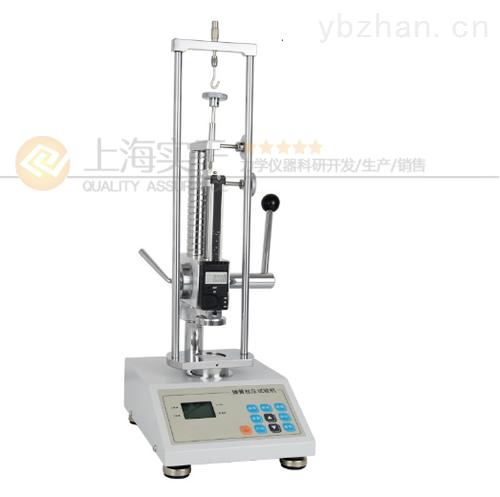 检测拉压弹簧变形量用的弹簧拉力测试仪