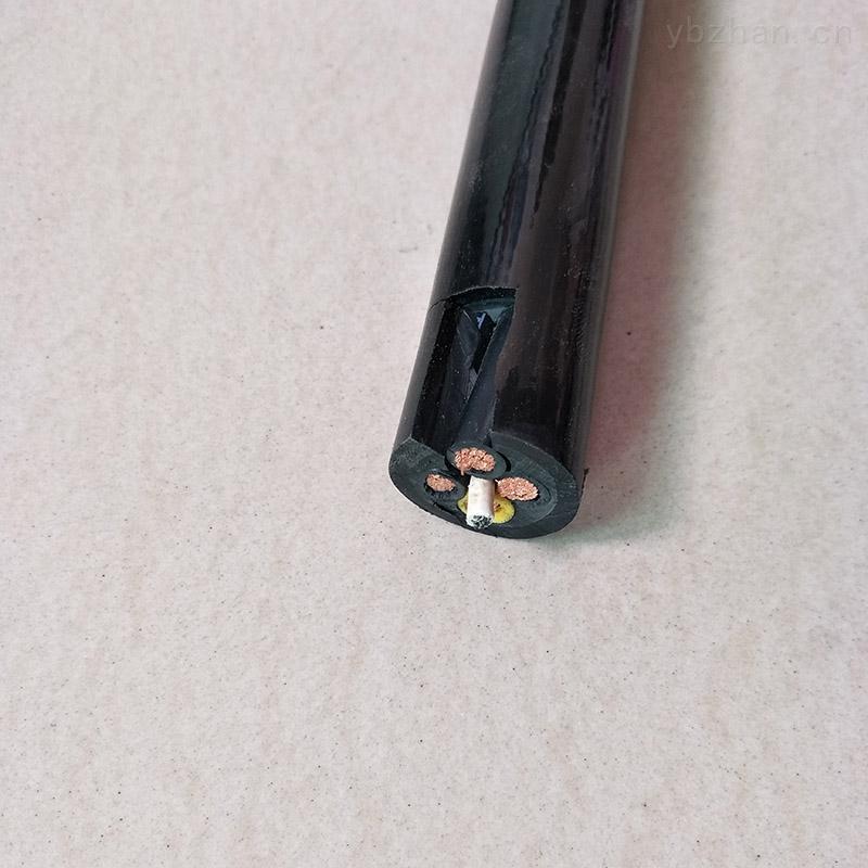 阻燃电线电缆ZR-RVSP-22 0.5平方国标纯铜芯多芯家装照明