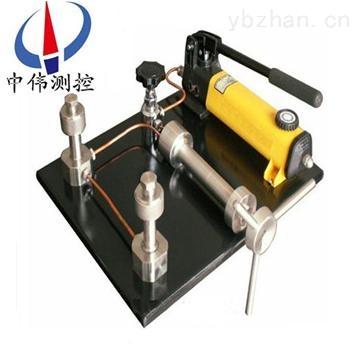 台式液压压力泵,液压压力校验台