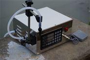 供应316酸碱液自动磁力泵灌装机