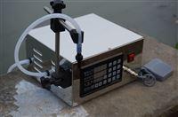 供應316酸堿液自動磁力泵灌裝機