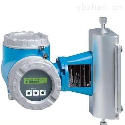 原装进口80A系列E+H质量流量计
