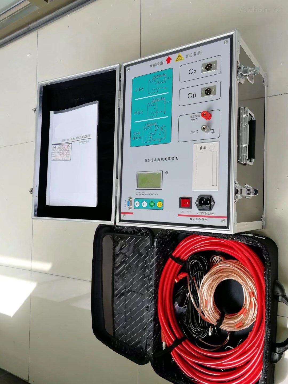 JY-10KV变频抗干扰介质损耗测试仪