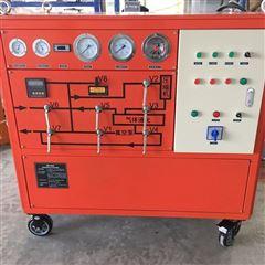 久益移动式SF6气体回收装置