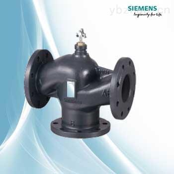 西门子VXF43.80-100电动三通控制阀