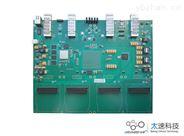 基于XCVU9P+ C6678的40G光纤的加速卡