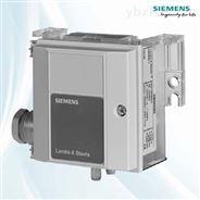 西門子風管壓差傳感器QBM3120-25